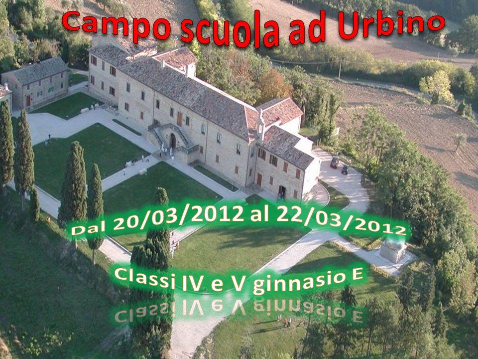Dal 20/03/2012 al 22/03/2012 Classi IV e V ginnasio E