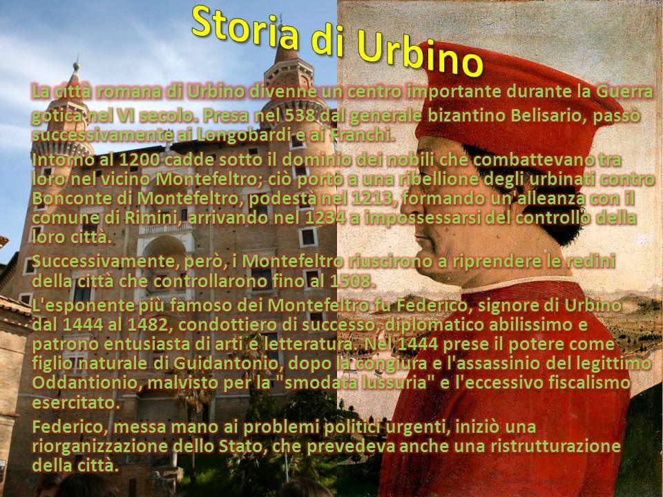 Storia di Urbino