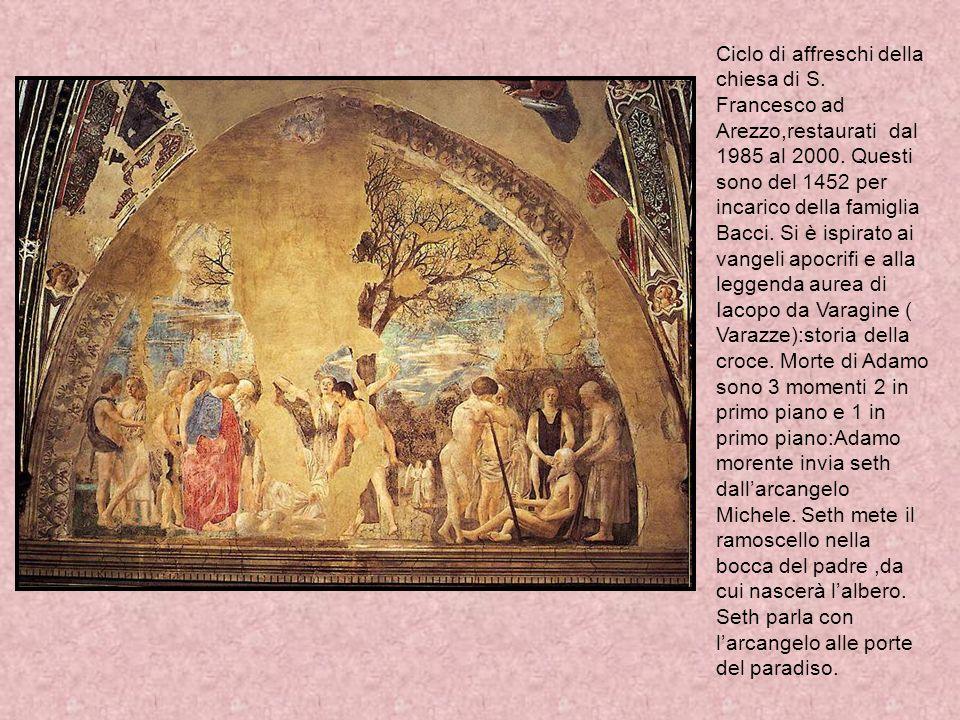 Ciclo di affreschi della chiesa di S