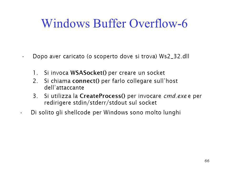 Windows Buffer Overflow-6