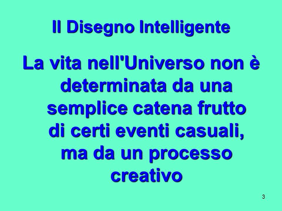 Il Disegno Intelligente
