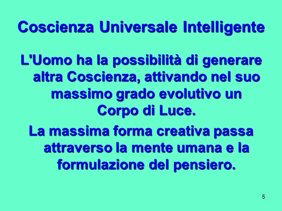 Coscienza Universale Intelligente