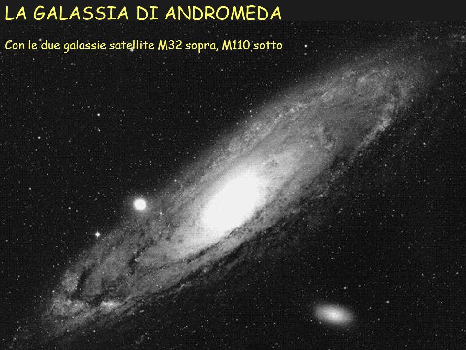 LA GALASSIA DI ANDROMEDA
