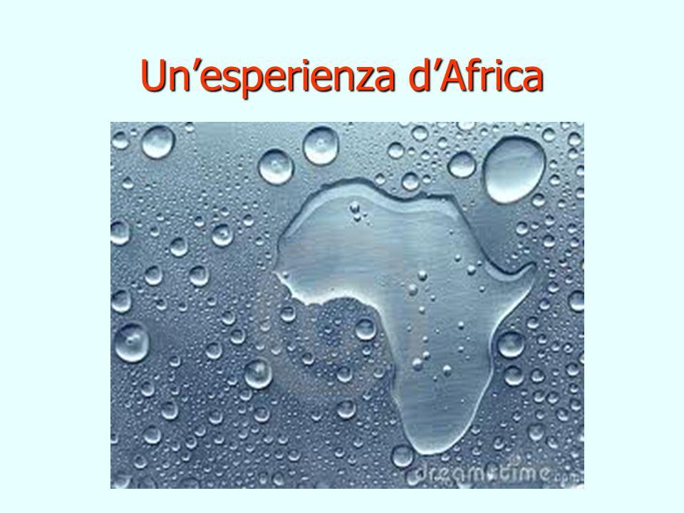 Un'esperienza d'Africa