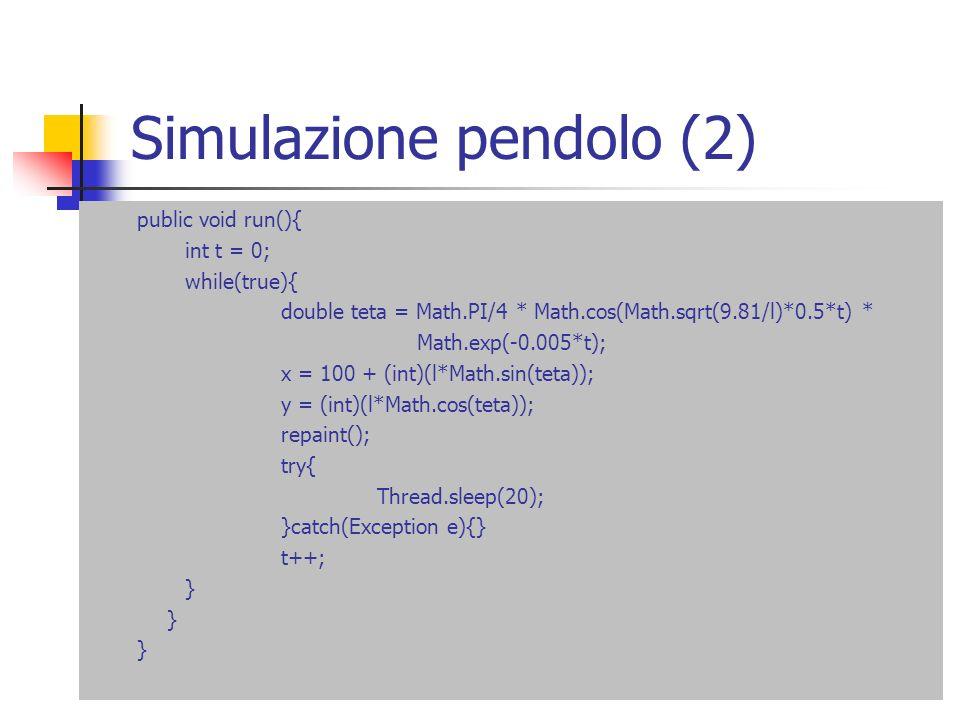 Simulazione pendolo (2)