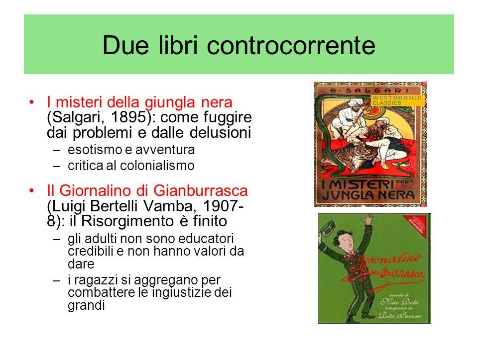 Due libri controcorrente