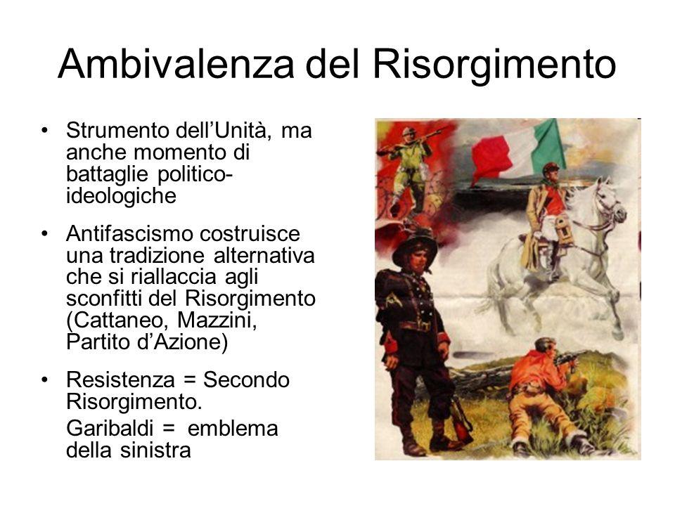 Ambivalenza del Risorgimento
