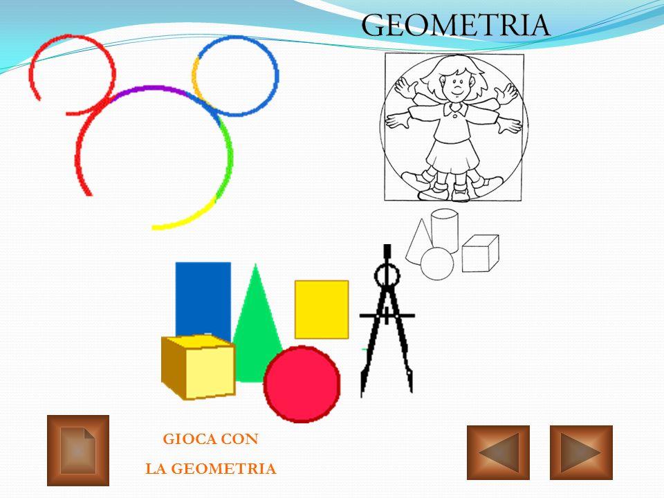 GIOCA CON LA GEOMETRIA