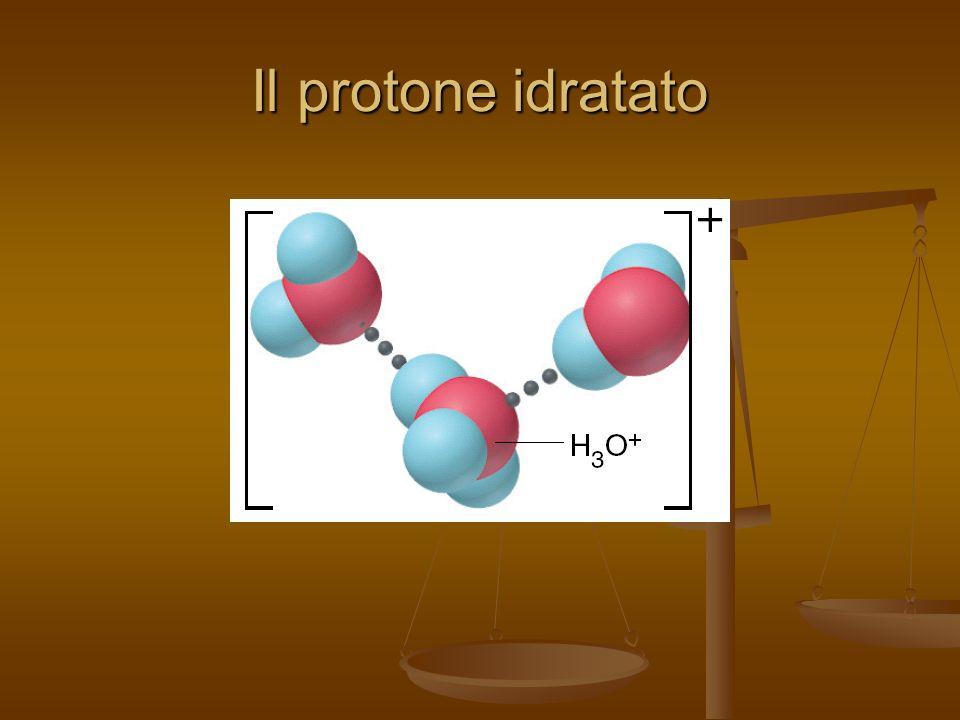 Il protone idratato