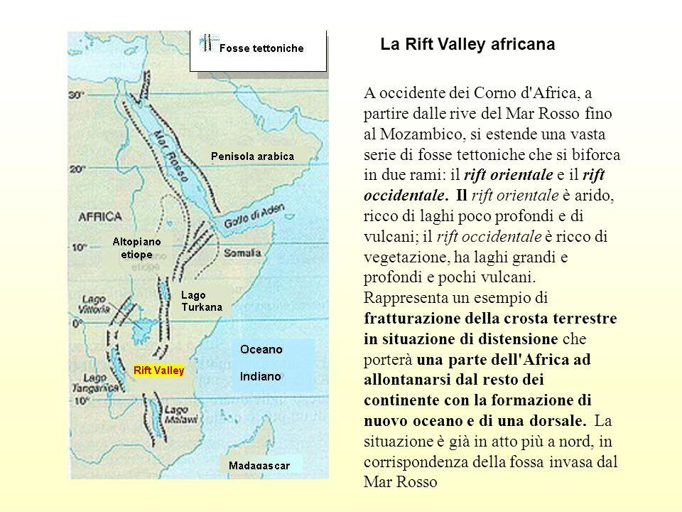 La Rift Valley africana