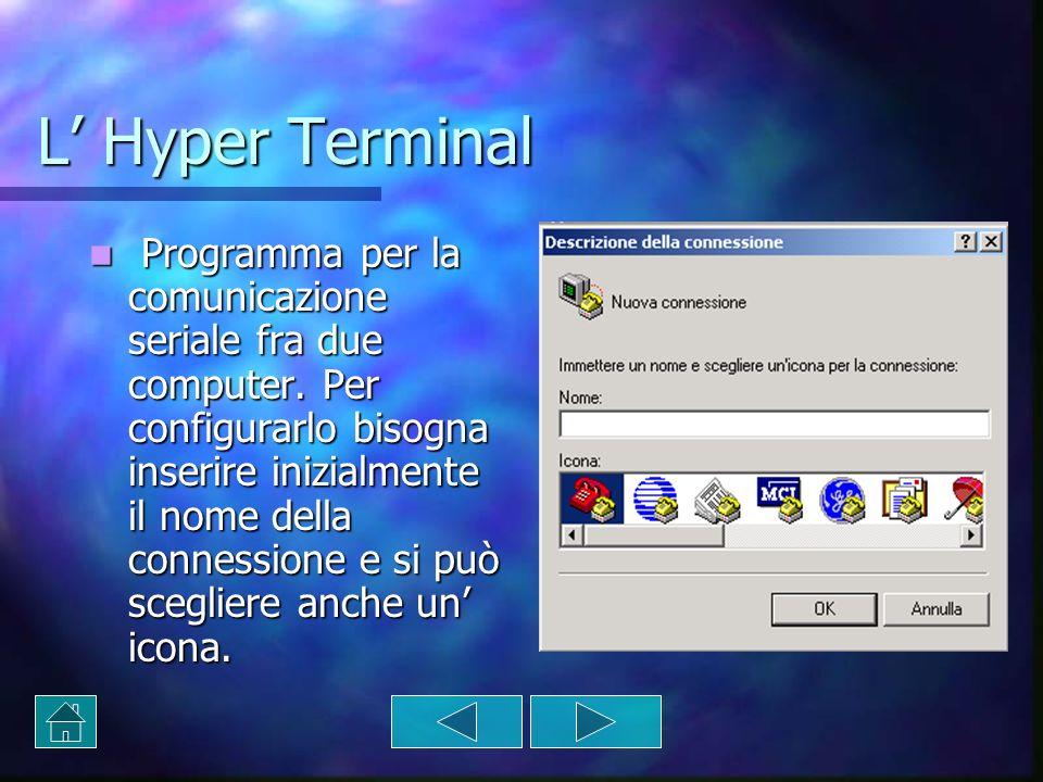 L' Hyper Terminal