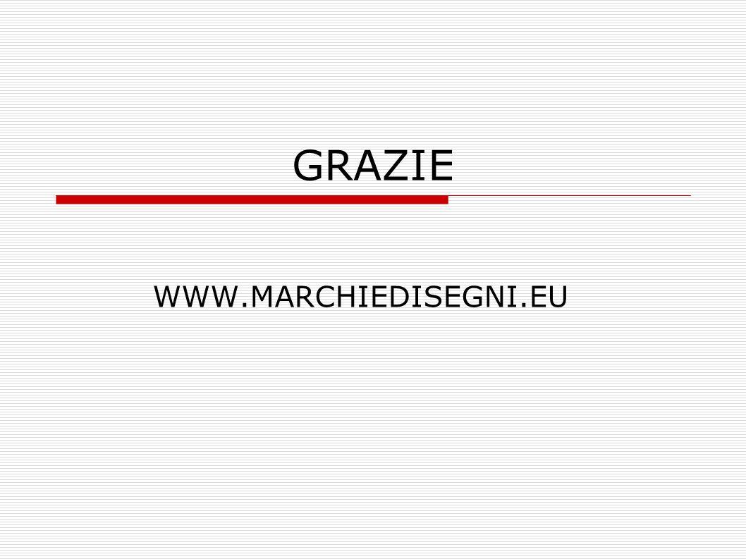 GRAZIE WWW.MARCHIEDISEGNI.EU