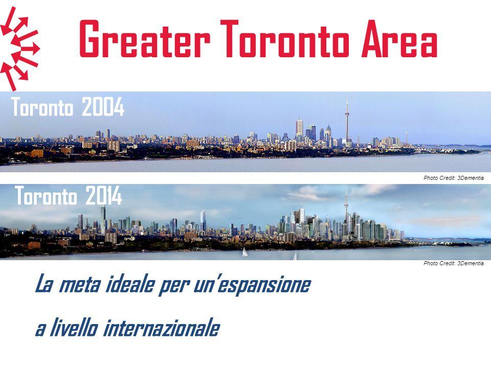 Greater Toronto Area Toronto 2004 Toronto 2014