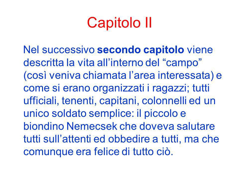 Capitolo II