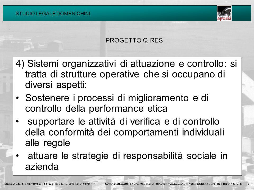 attuare le strategie di responsabilità sociale in azienda
