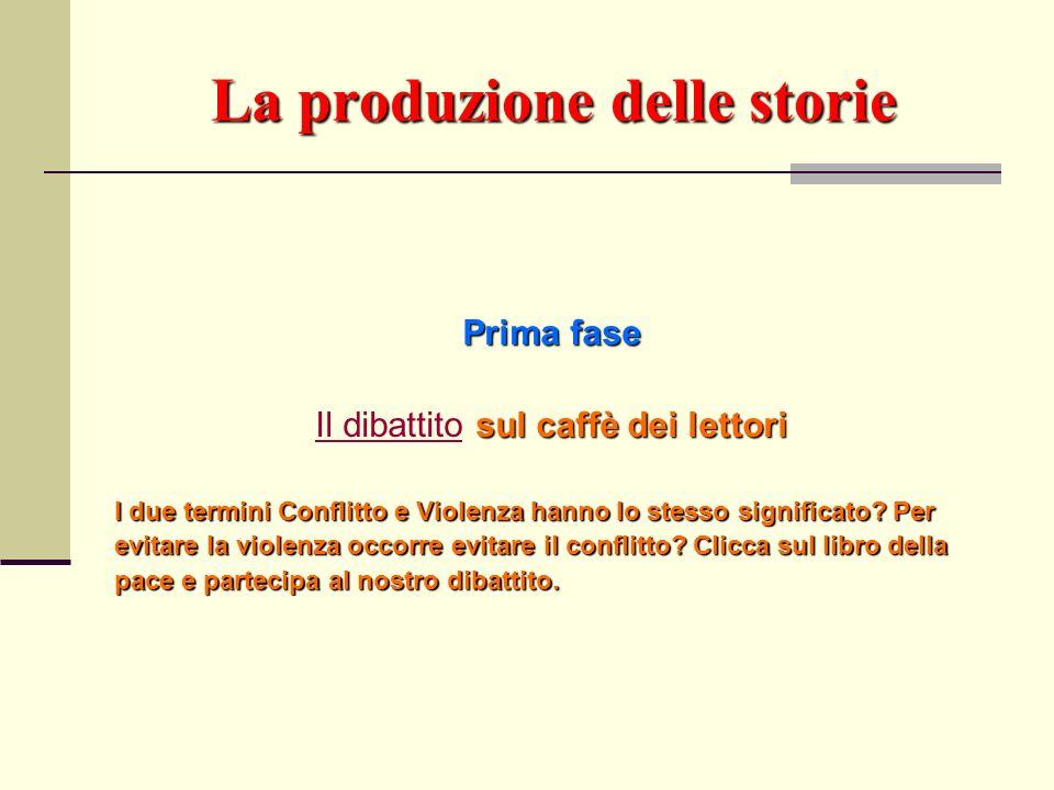 La produzione delle storie