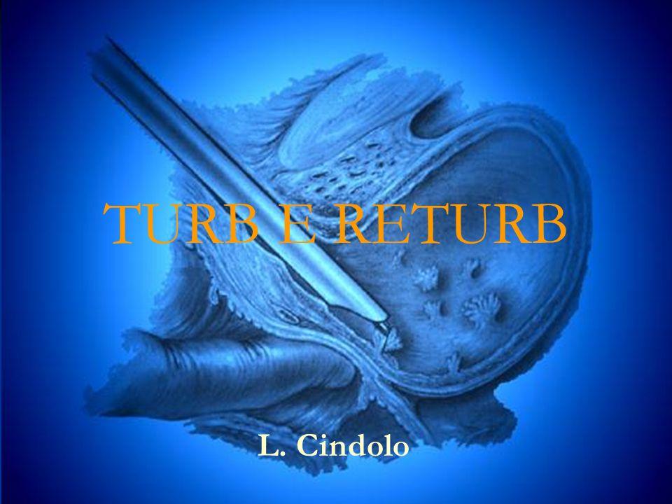 TURB E RETURB L. Cindolo