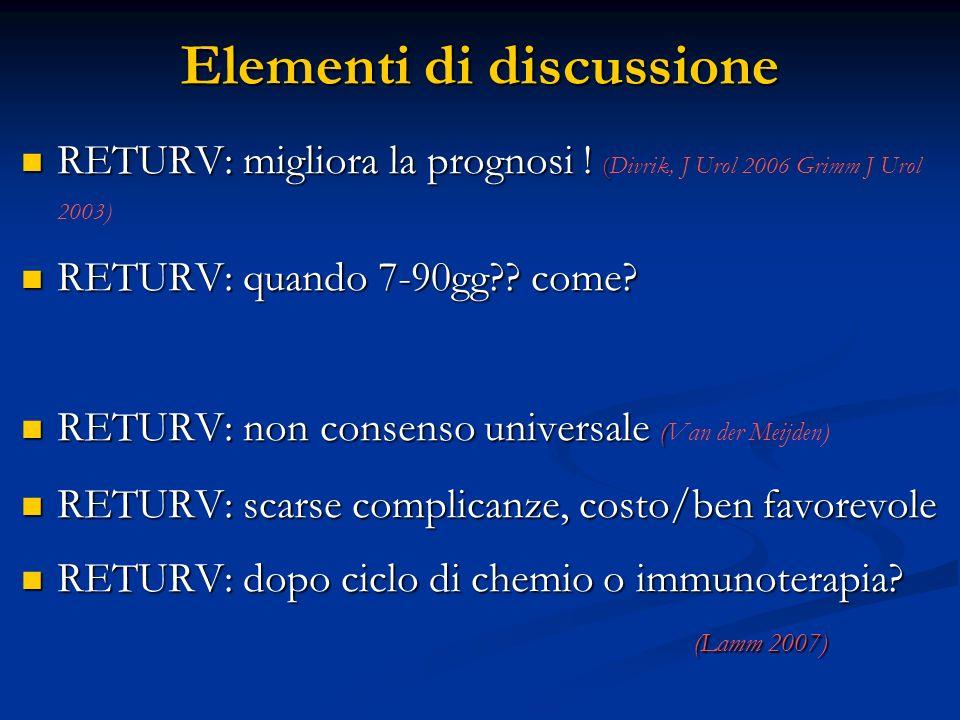 Elementi di discussione