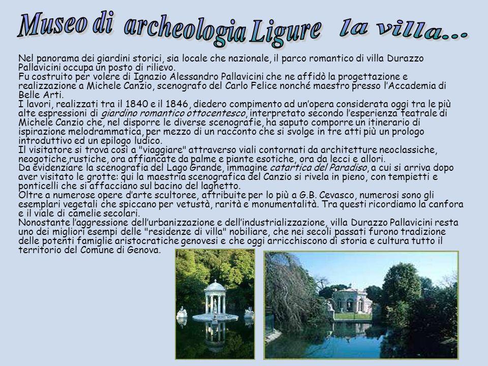 Museo di archeologia Ligure