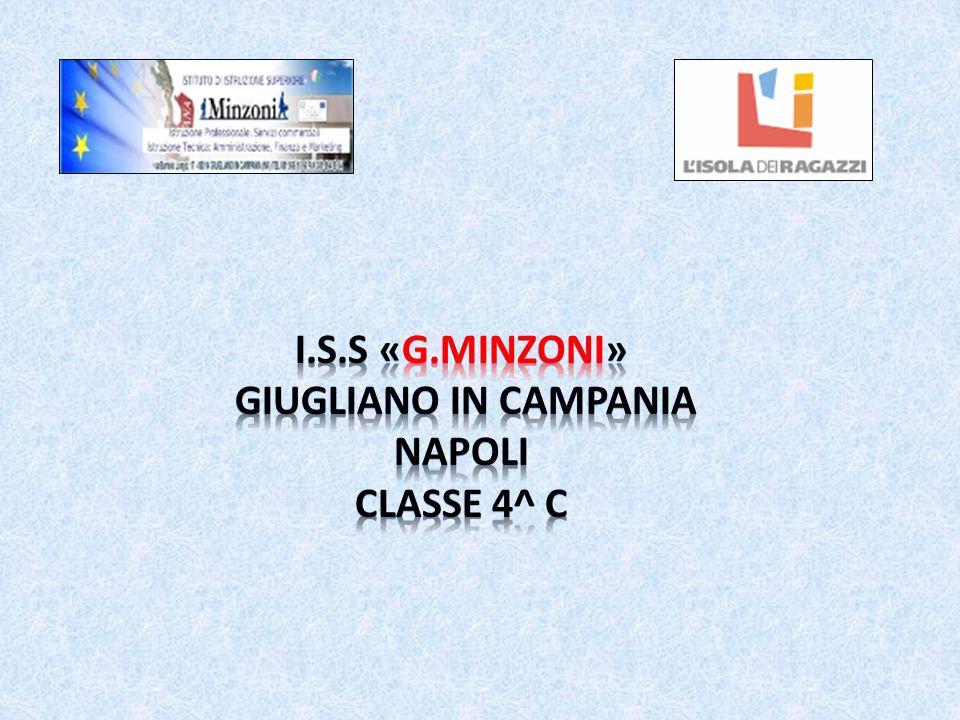 i.s.s «g.minzoni» Giugliano in campania Napoli Classe 4^ c