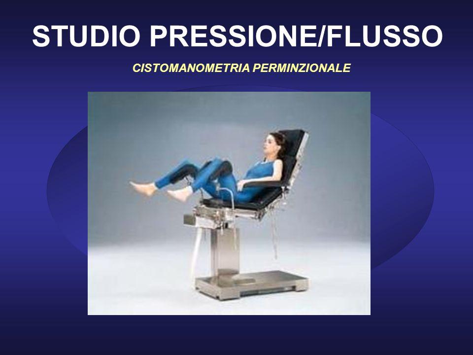 STUDIO PRESSIONE/FLUSSO