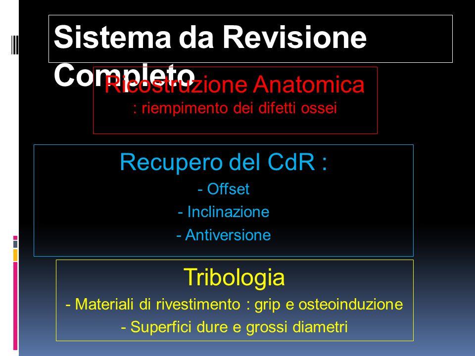 Sistema da Revisione Completo