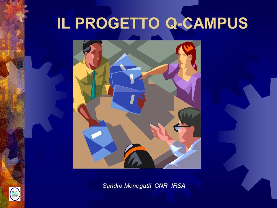 Sandro Menegatti CNR IRSA