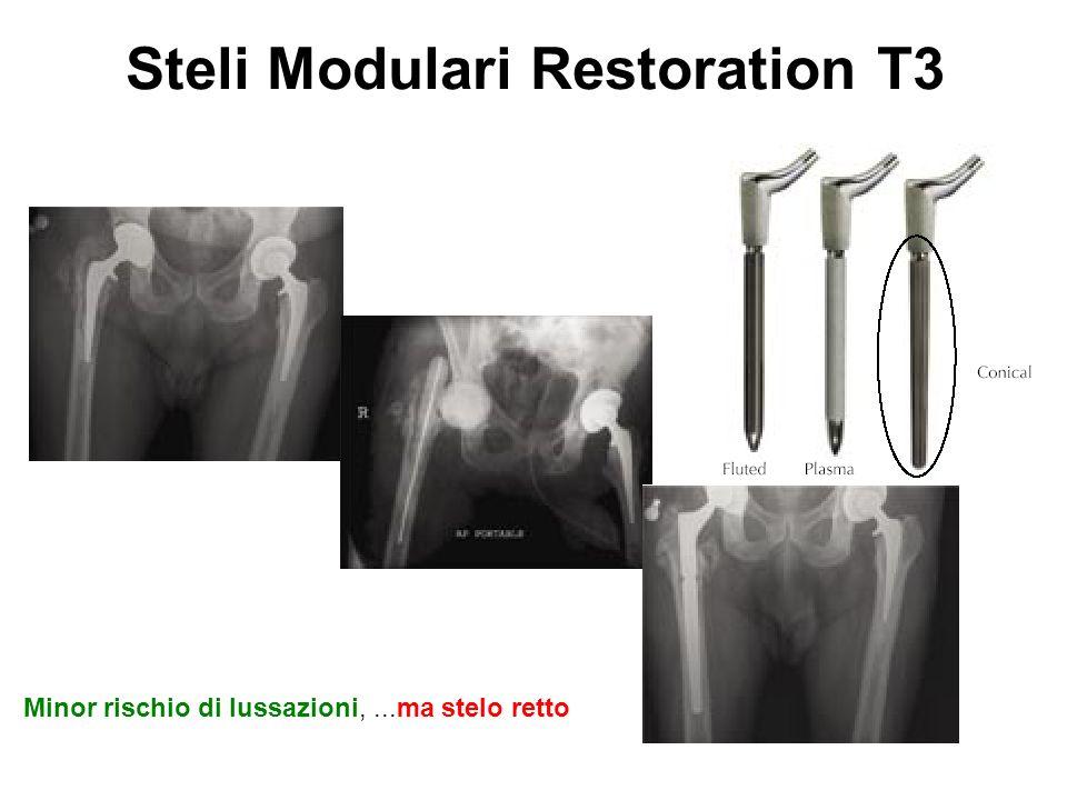 Steli Modulari Restoration T3