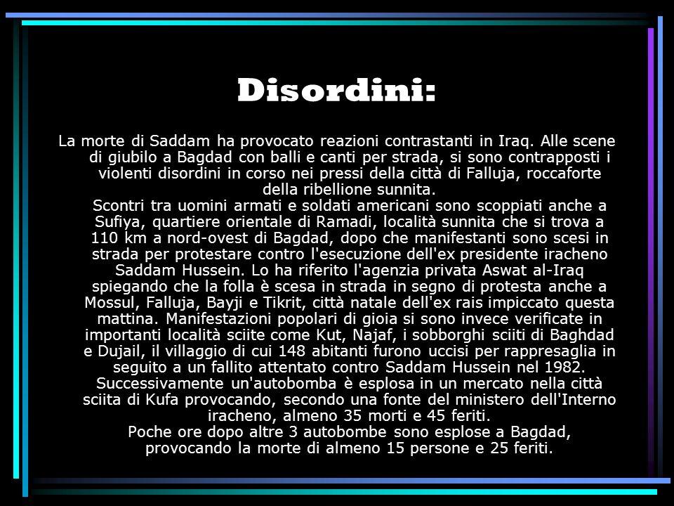 Disordini: