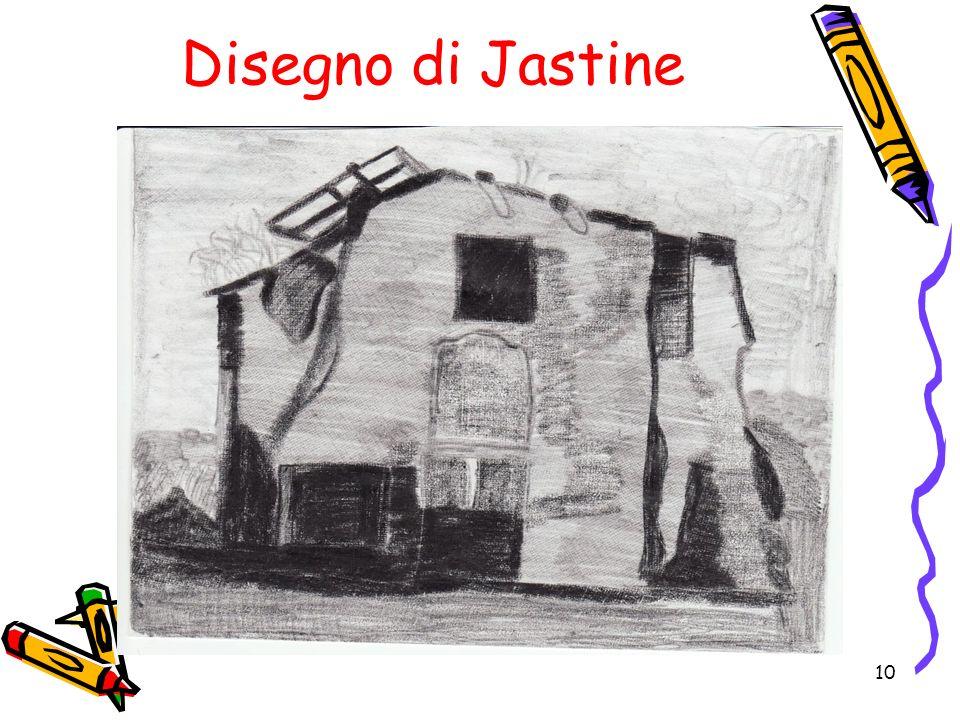 Disegno di Jastine