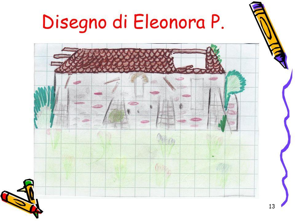 Disegno di Eleonora P.