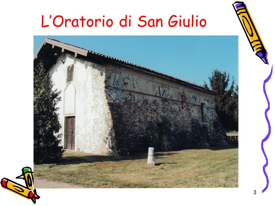 L'Oratorio di San Giulio