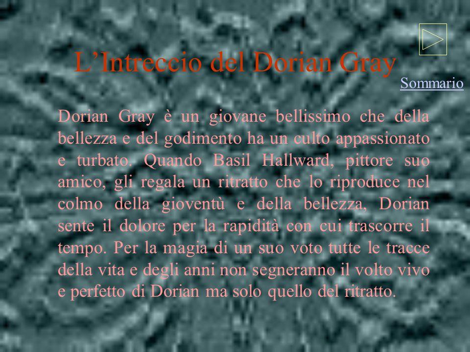 L'Intreccio del Dorian Gray