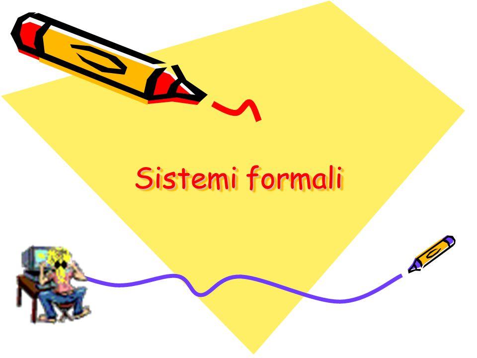 Sistemi formali