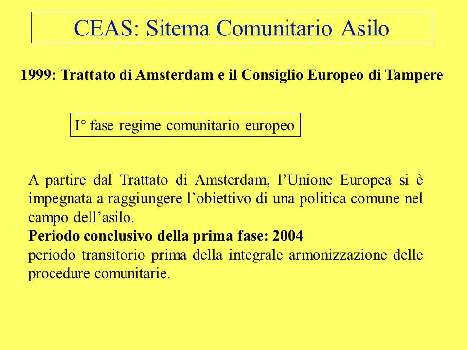 CEAS: Sitema Comunitario Asilo