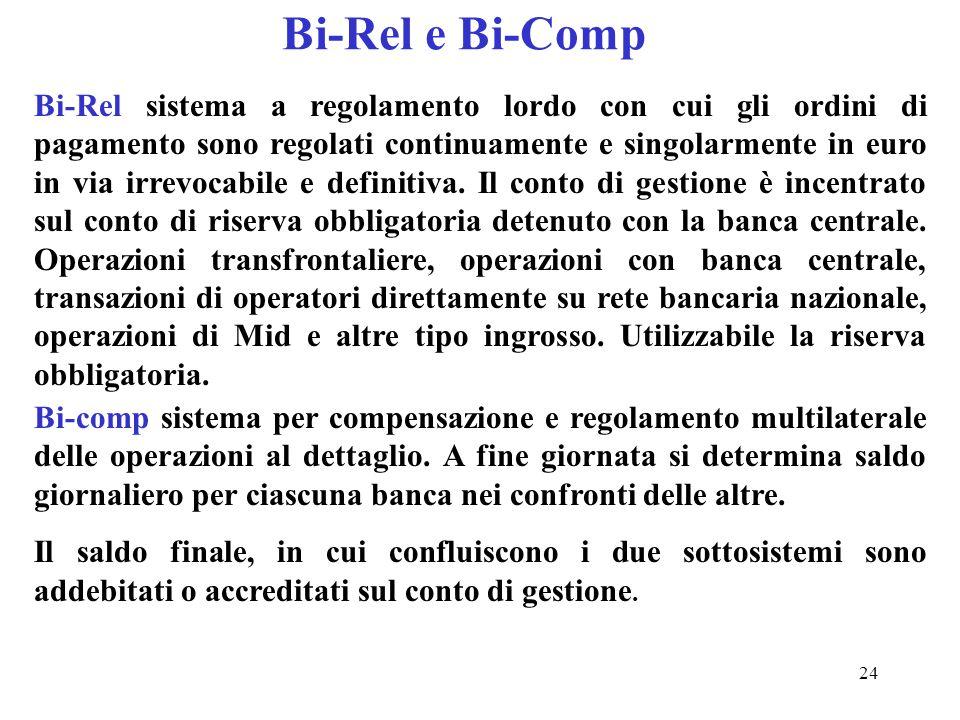 Bi-Rel e Bi-Comp