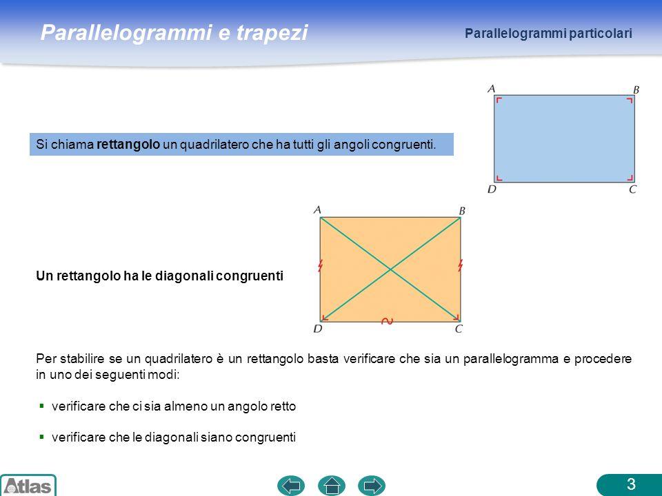 Parallelogrammi particolari