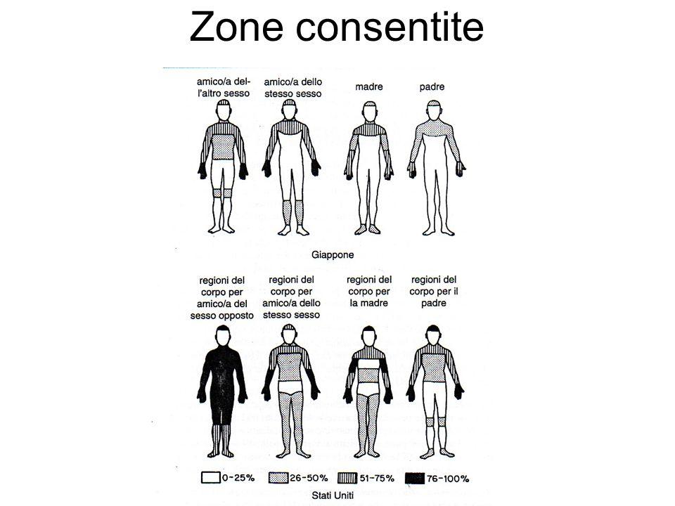 Zone consentite