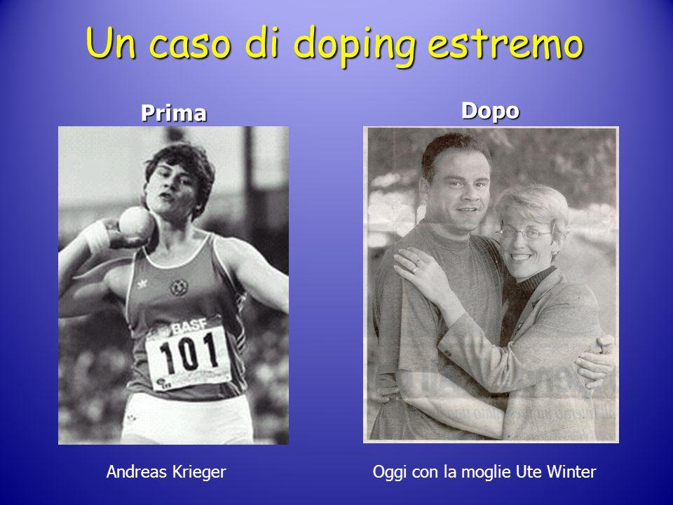 Un caso di doping estremo