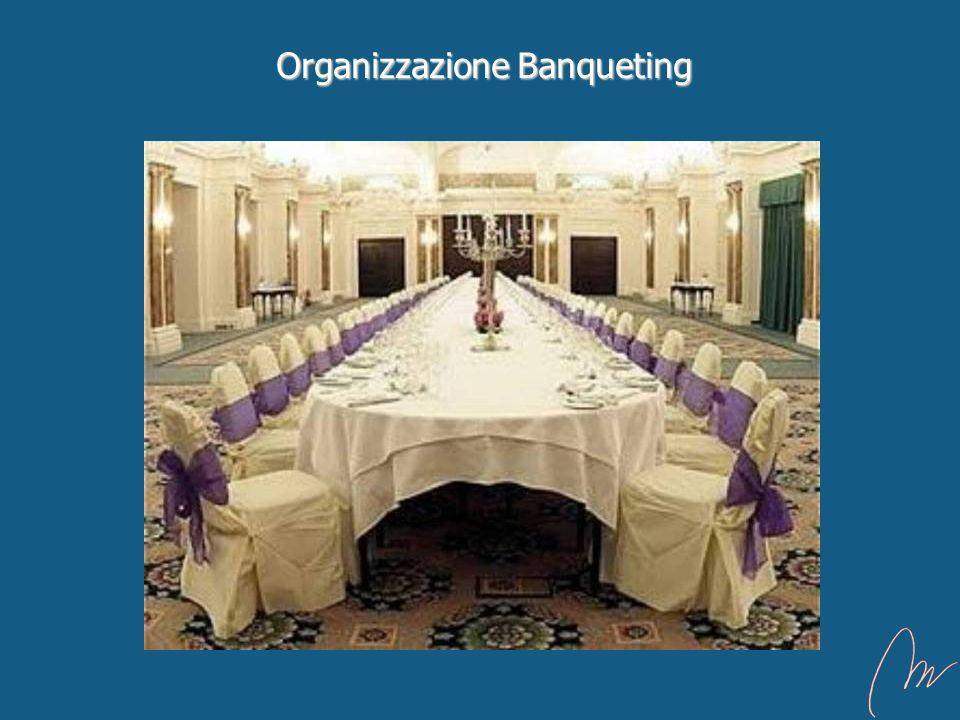 Organizzazione Banqueting
