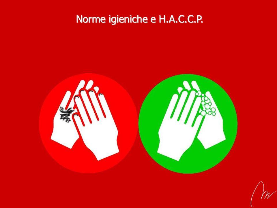 Norme igieniche e H.A.C.C.P.