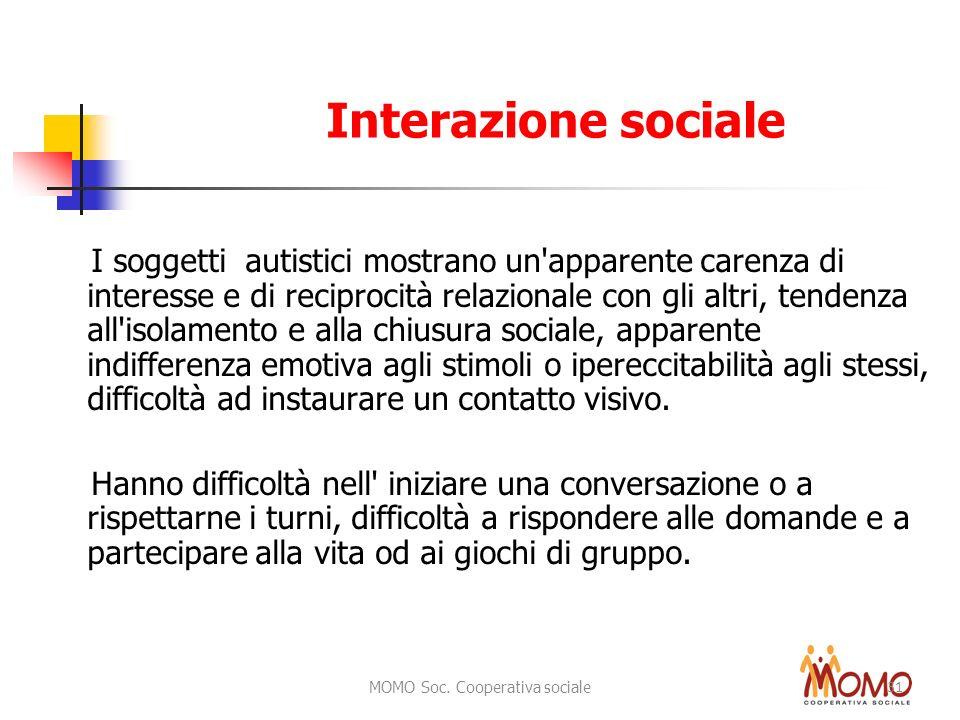MOMO Soc. Cooperativa sociale