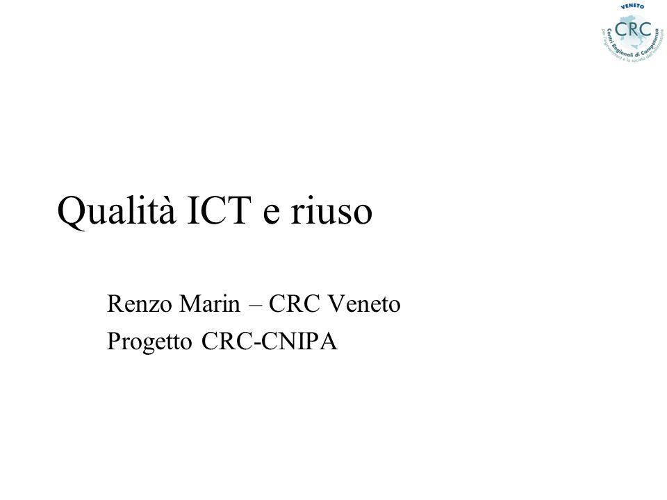Renzo Marin – CRC Veneto Progetto CRC-CNIPA