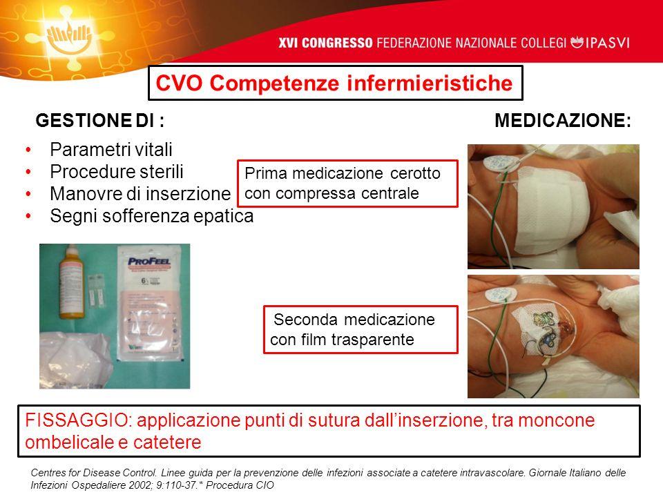 CVO Competenze infermieristiche