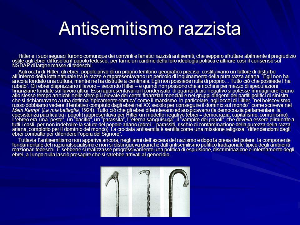 Antisemitismo razzista