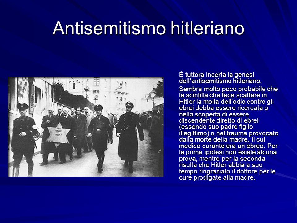 Antisemitismo hitleriano