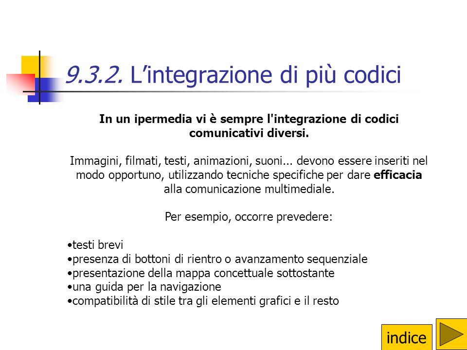 9.3.2. L'integrazione di più codici