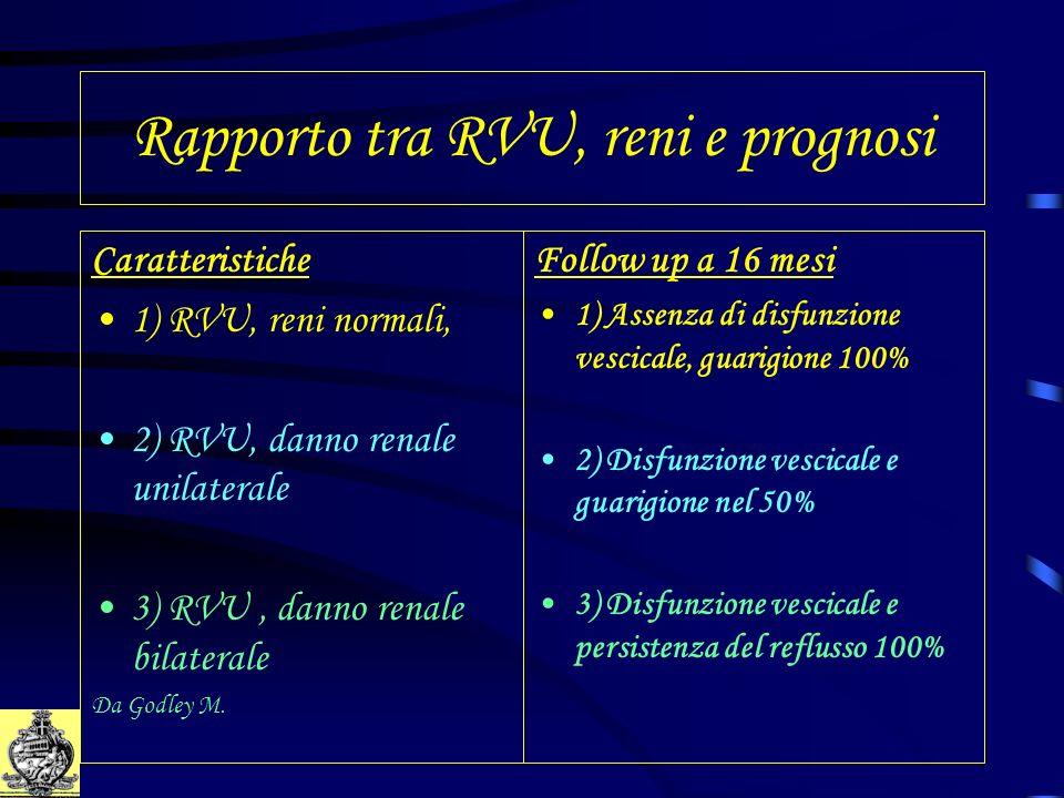 Rapporto tra RVU, reni e prognosi
