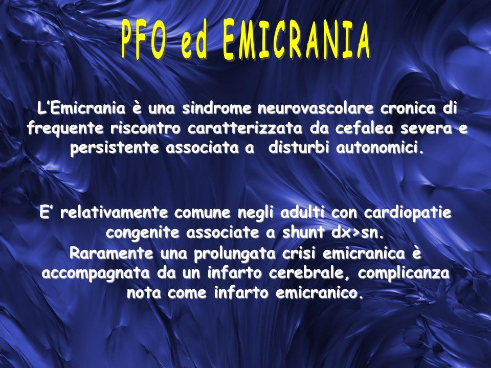 PFO ed EMICRANIA