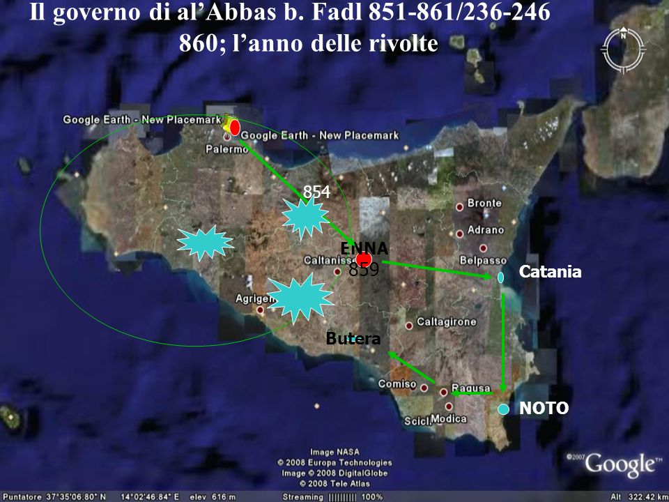 Il governo di al'Abbas b. Fadl 851-861/236-246